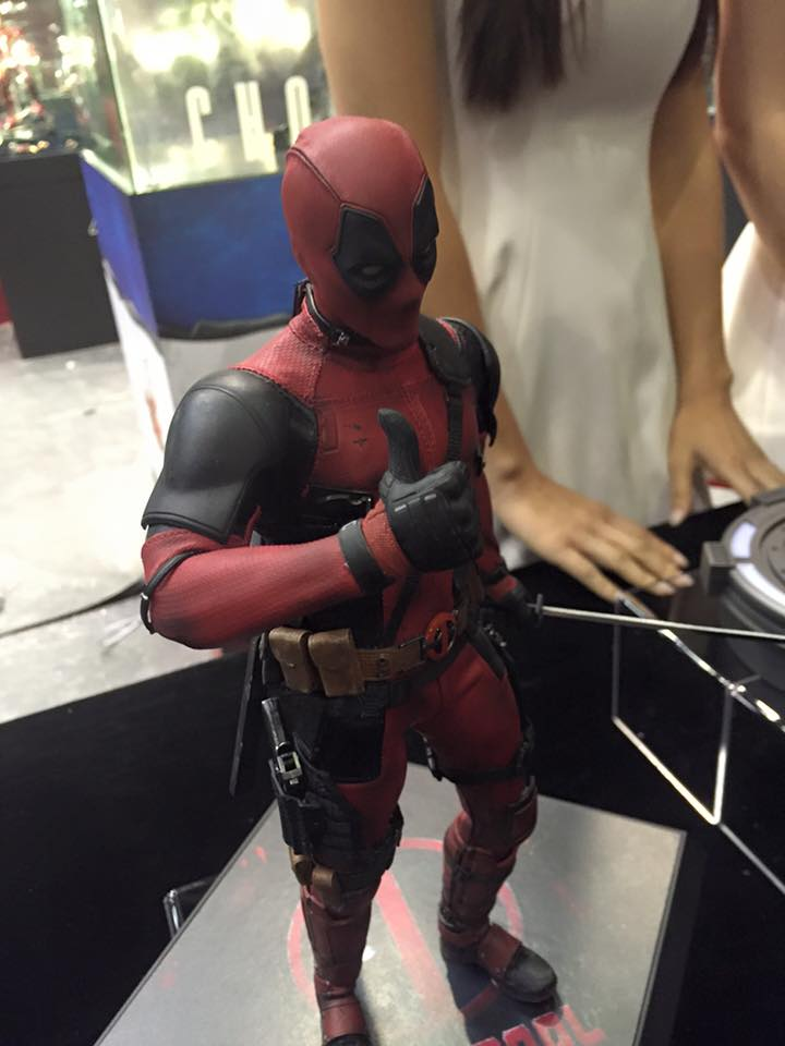 DEADPOOL - DEADPOOL (MMS347) 12294810