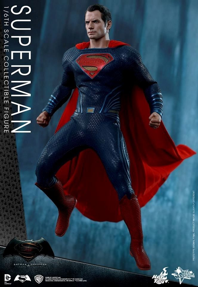 HOT TOYS - BvS : Dawn Of Justice - Superman Bbbbb10