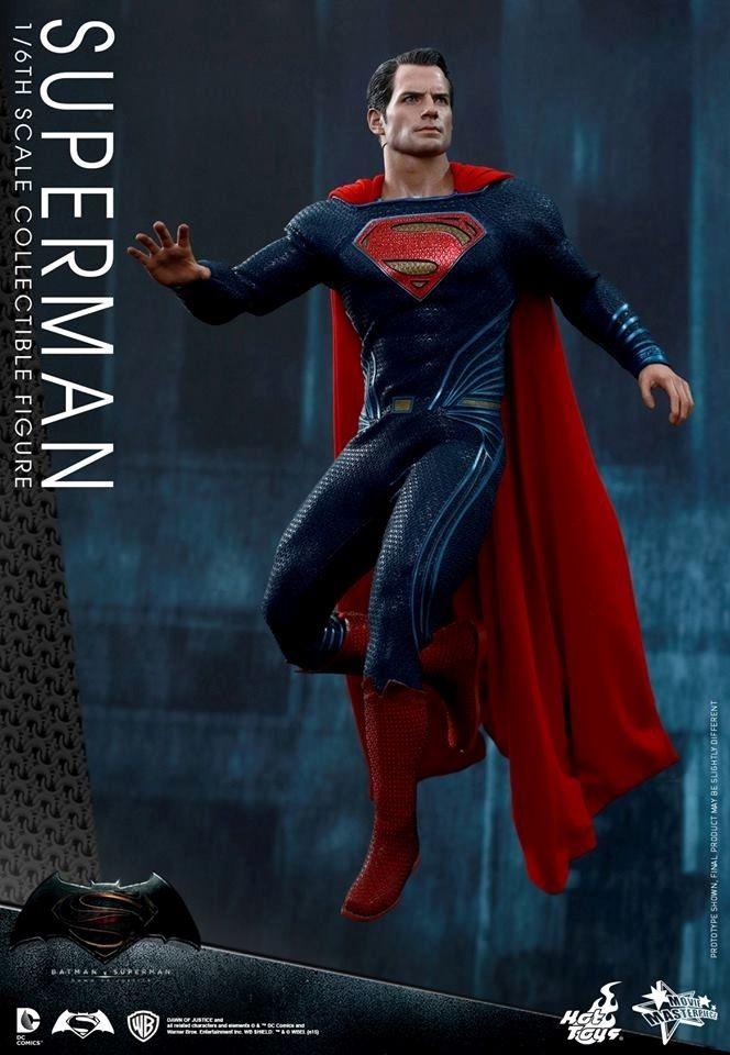 HOT TOYS - BvS : Dawn Of Justice - Superman Wwww10
