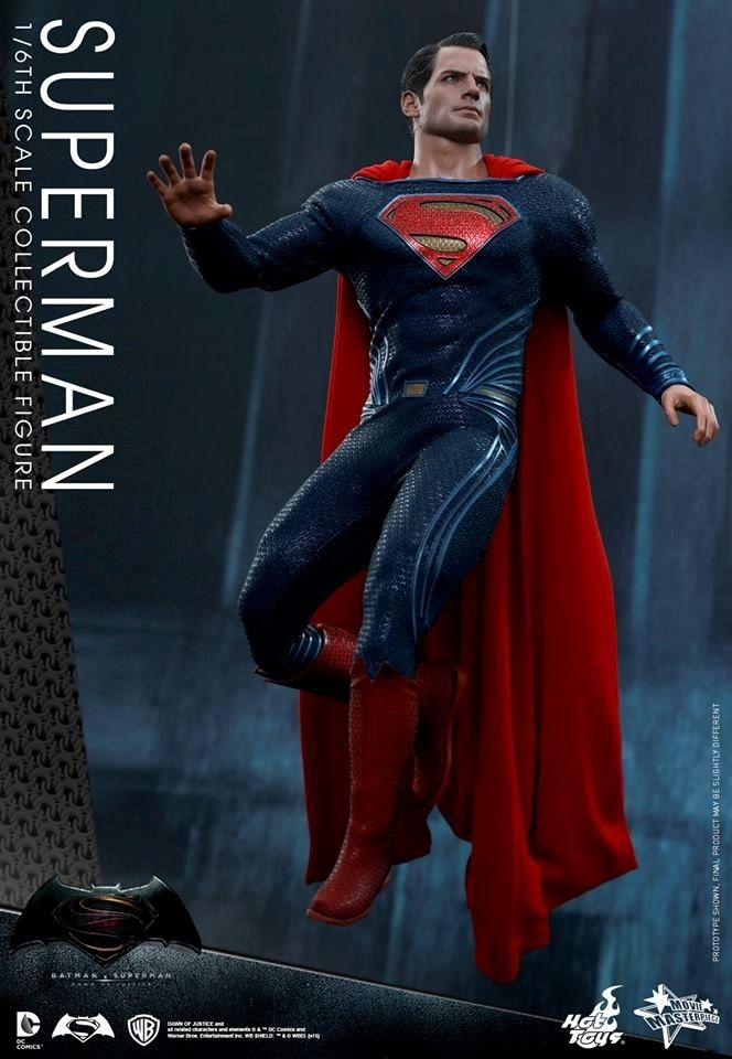 HOT TOYS - BvS : Dawn Of Justice - Superman Wwwww10