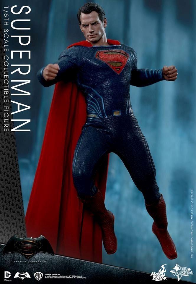 HOT TOYS - BvS : Dawn Of Justice - Superman Wwwwww10