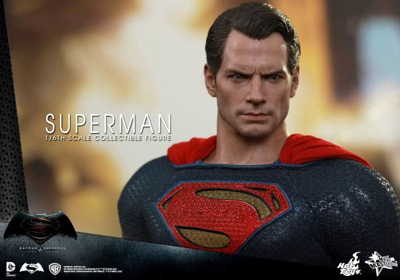 HOT TOYS - BvS : Dawn Of Justice - Superman Xxx10