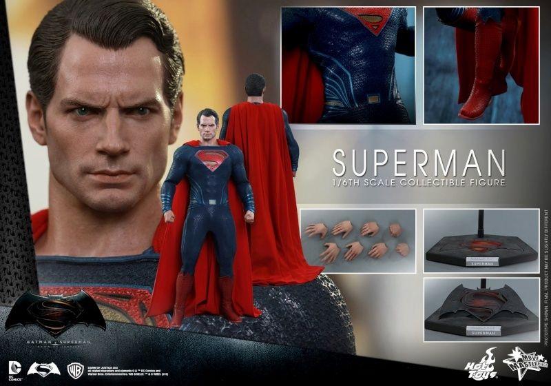 HOT TOYS - BvS : Dawn Of Justice - Superman Xxxx10
