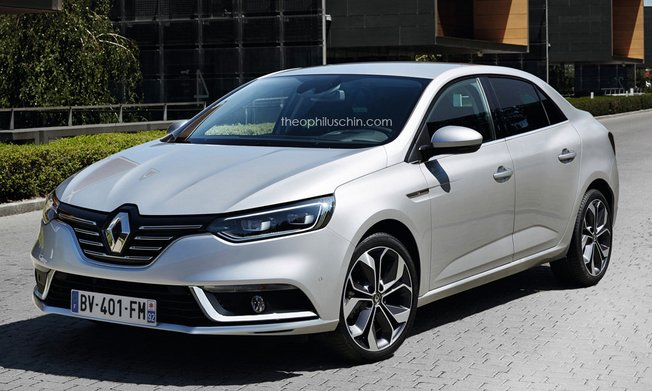2016 - [Renault] Megane Sedan (LFF) - Page 2 028c0110