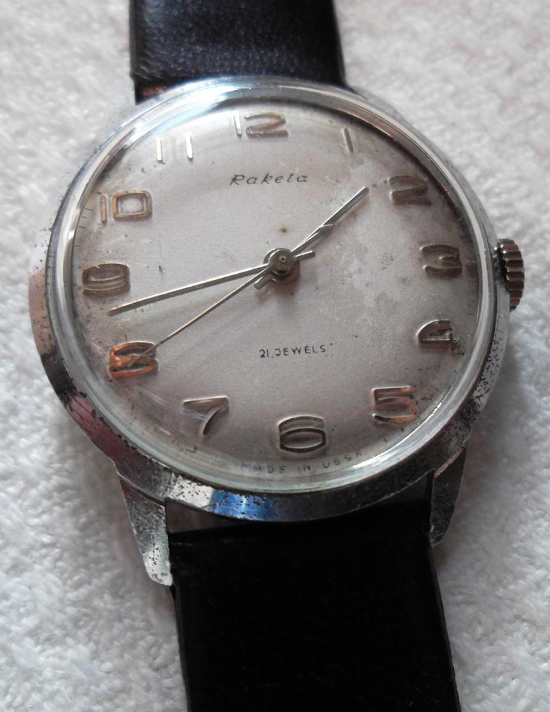 Enicar - [Postez ICI les demandes d'IDENTIFICATION et RENSEIGNEMENTS de vos montres] - Page 37 Raketa12