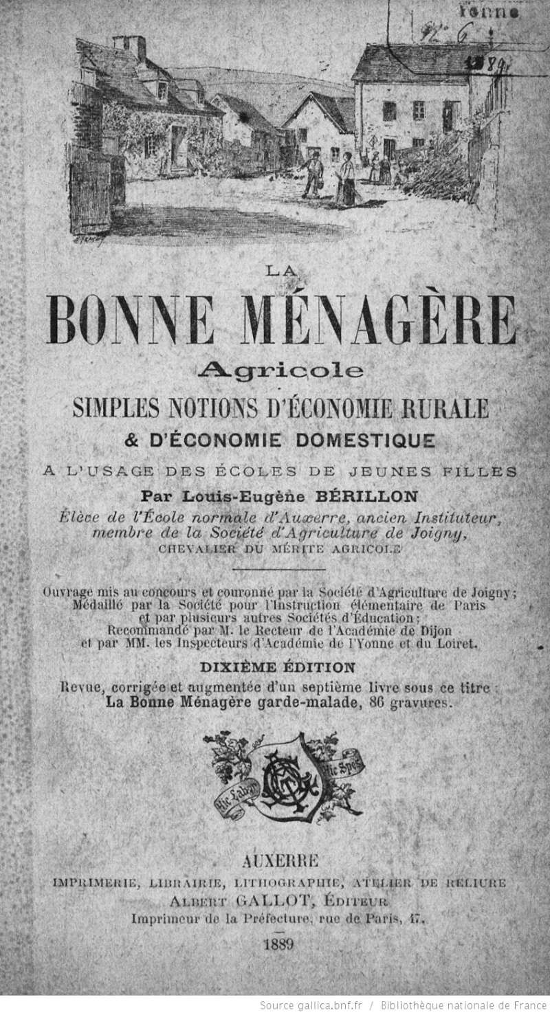 [PDF] Ouvrages anciens: Jardins ,Potagers, Cultures ,Economie Domestique Bonne_10