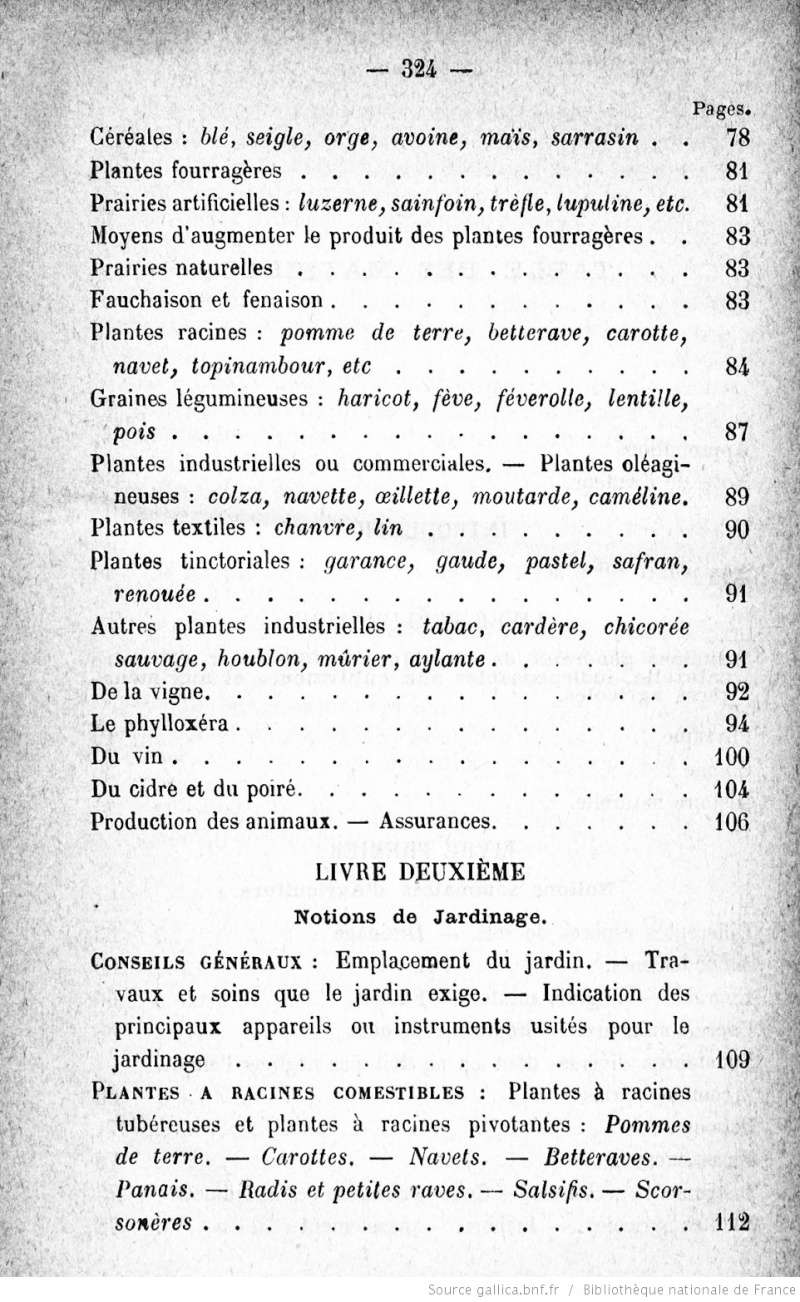 [PDF] Ouvrages anciens: Jardins ,Potagers, Cultures ,Economie Domestique Bonne_12