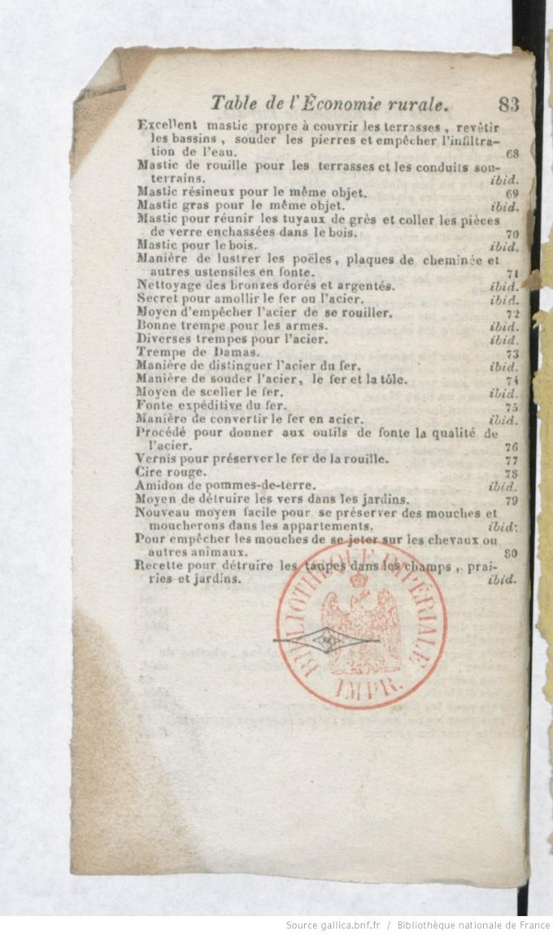 [PDF] Ouvrages anciens: Jardins ,Potagers, Cultures ,Economie Domestique Secret14