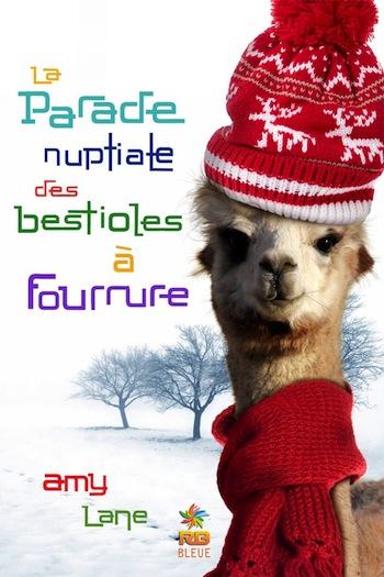 Les tricots de l'amour - Tome 1 : La parade nuptiale des bestioles à fourrure de Amy Lane 812vvv11
