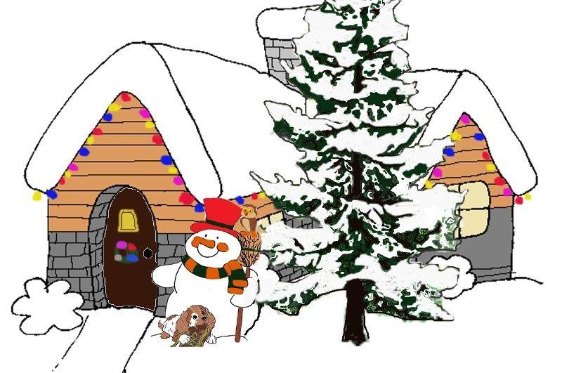 [Clos] Dessine moi un bonhomme de neige Sans_t13