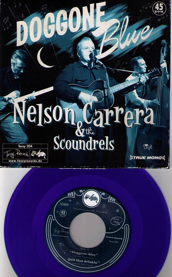 Nelson Carrera & The Scoundrels 11707411