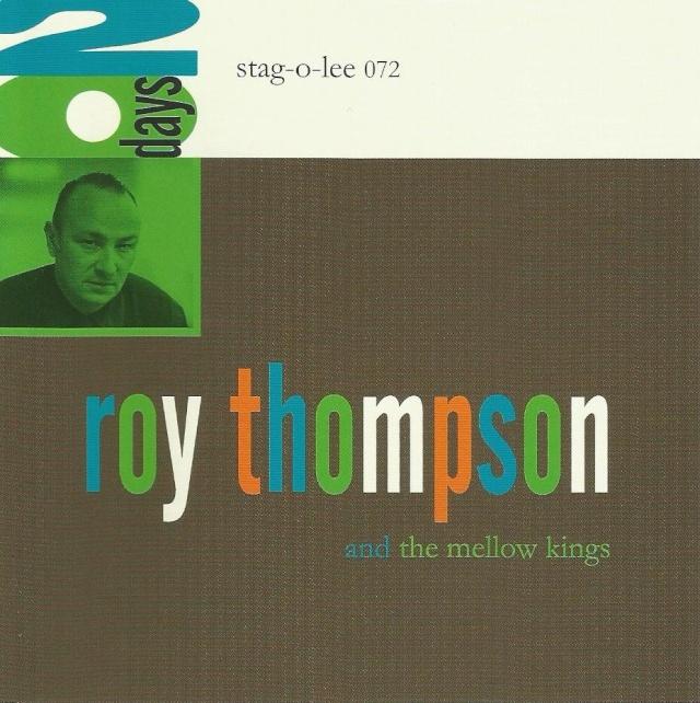 ROY THOMPSON & THE MELLOW KINGS Scan18