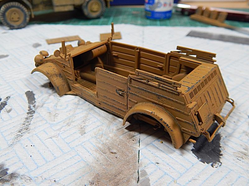 Kubelwagen Type 82 00320
