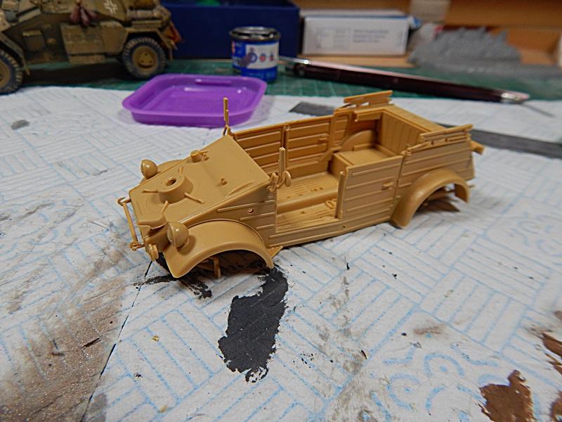 Kubelwagen Type 82 00521