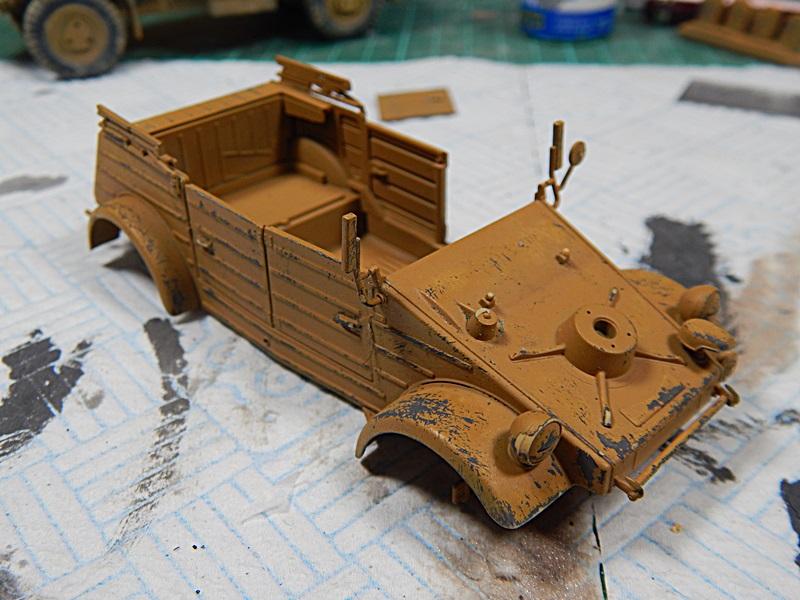 Kubelwagen Type 82 00522