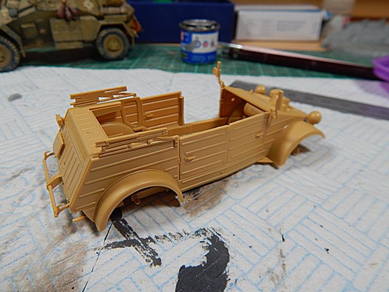 Kubelwagen Type 82 00618