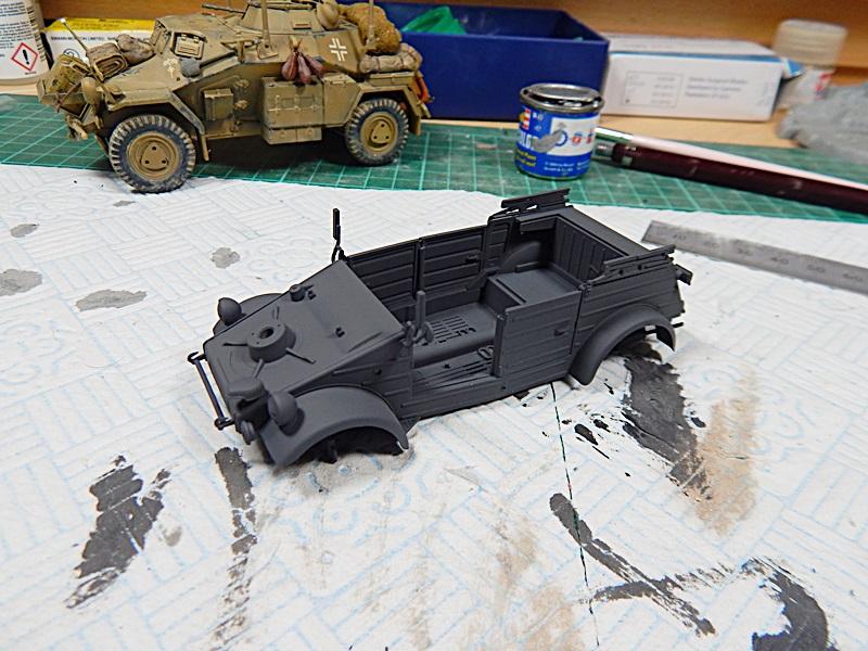 Kubelwagen Type 82 00716