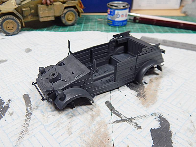 Kubelwagen Type 82 00911