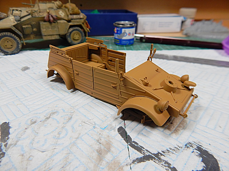 Kubelwagen Type 82 01110