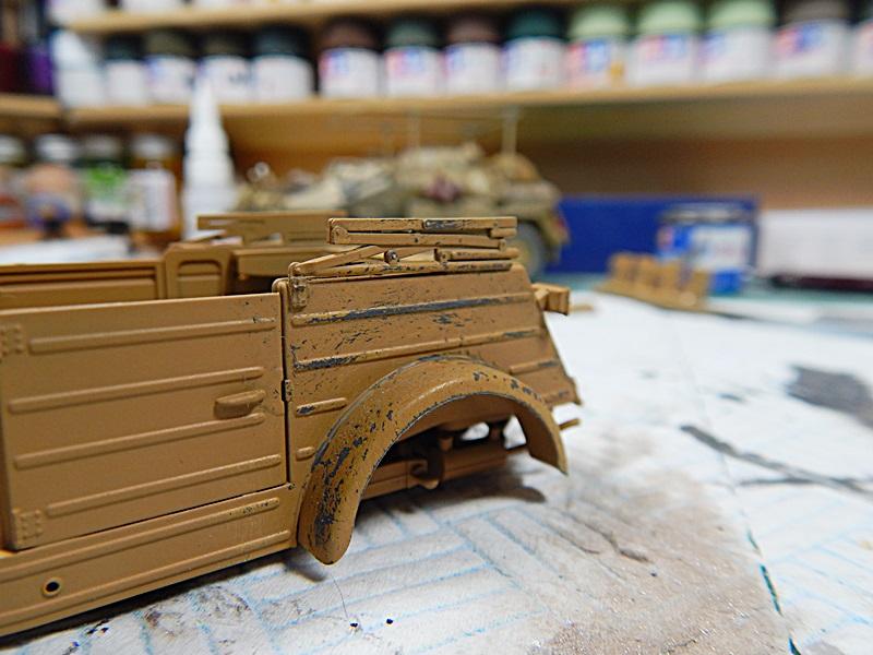 Kubelwagen Type 82 01610