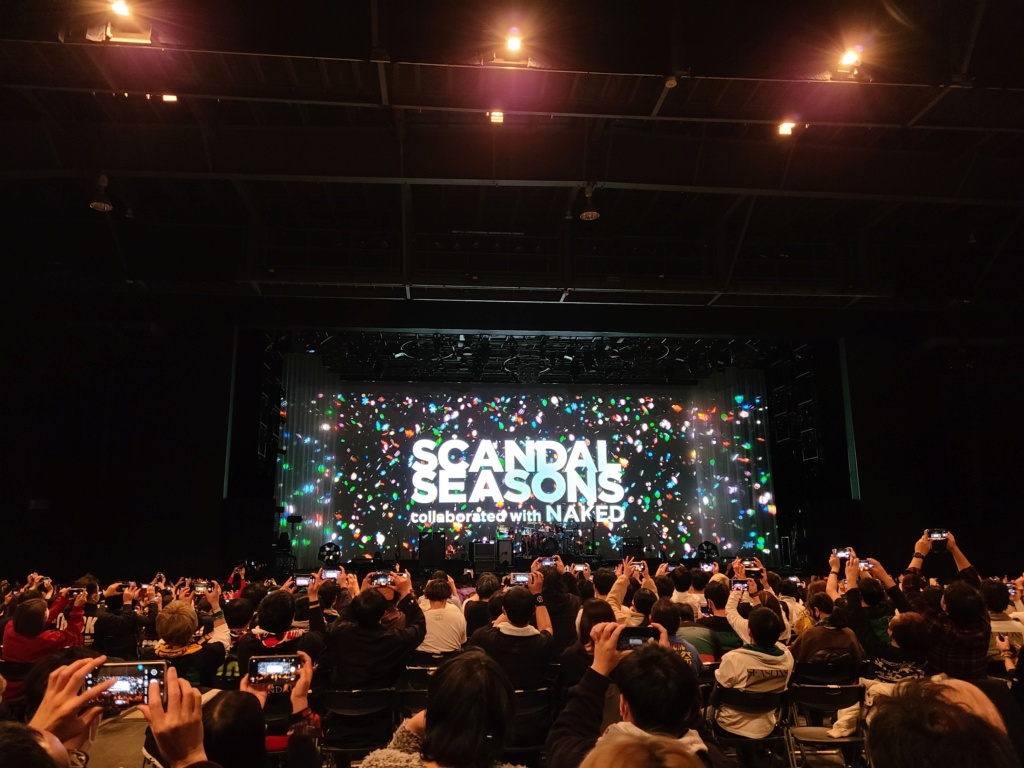 SCANDAL『SEASONS』collaborated with NAKED - Page 2 20201215