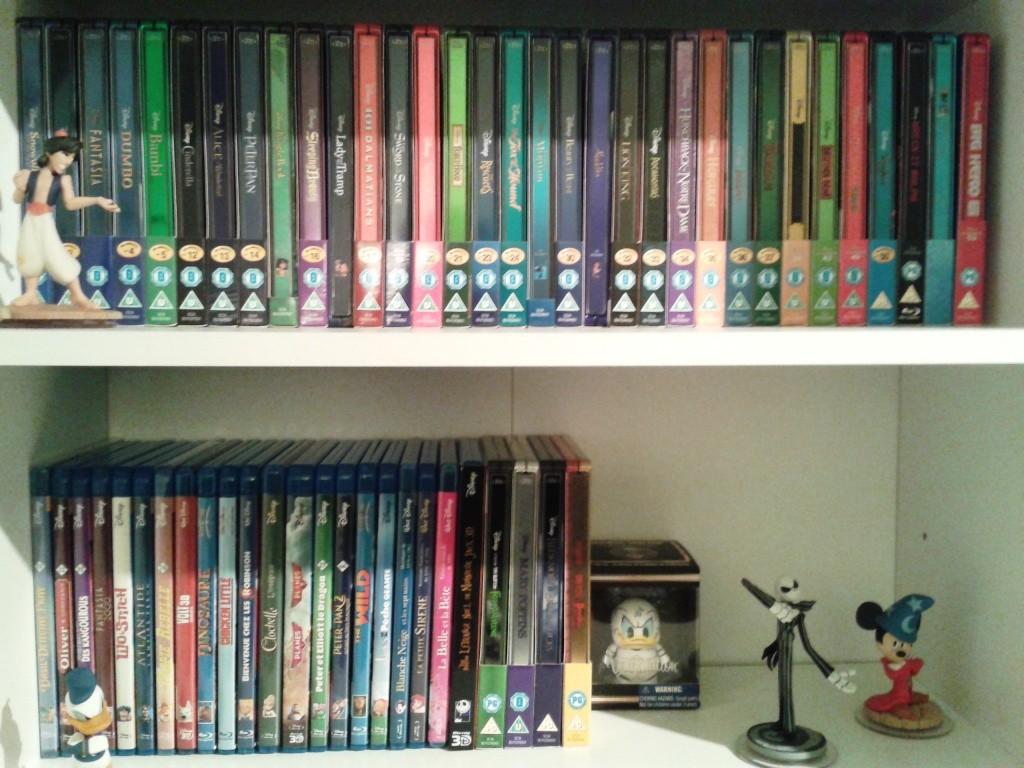 [Photos] Postez les photos de votre collection de DVD et Blu-ray Disney ! - Page 6 20160115
