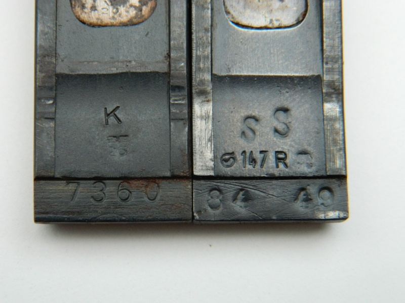 Kar 98K Mauser - neutralisée - Page 2 Hausse10