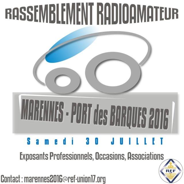 Rassenblement RA Marennes-Port des Barques 2016 12439010