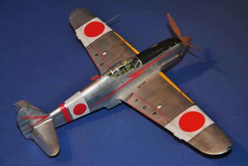 Kawasaki Ki-61 Hasegawa 1/32 Dsc_1239