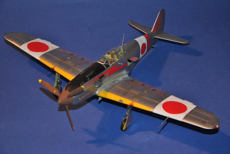 Kawasaki Ki-61 Hasegawa 1/32 Dsc_1240