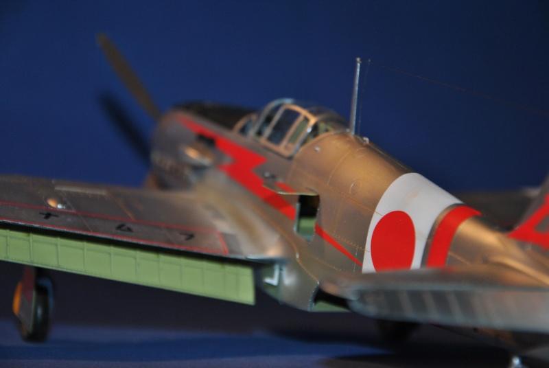 Kawasaki Ki-61 Hasegawa 1/32 Dsc_1241