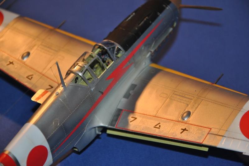 Kawasaki Ki-61 Hasegawa 1/32 Dsc_1242