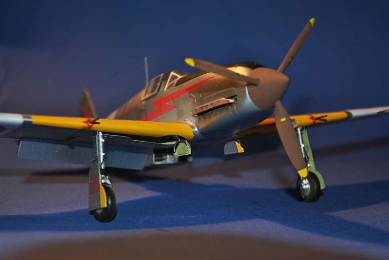 Kawasaki Ki-61 Hasegawa 1/32 Dsc_1243