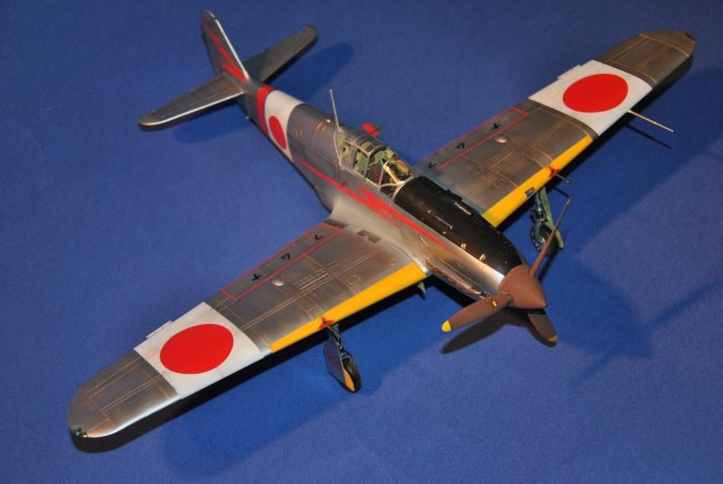 Kawasaki Ki-61 Hasegawa 1/32 Dsc_1244