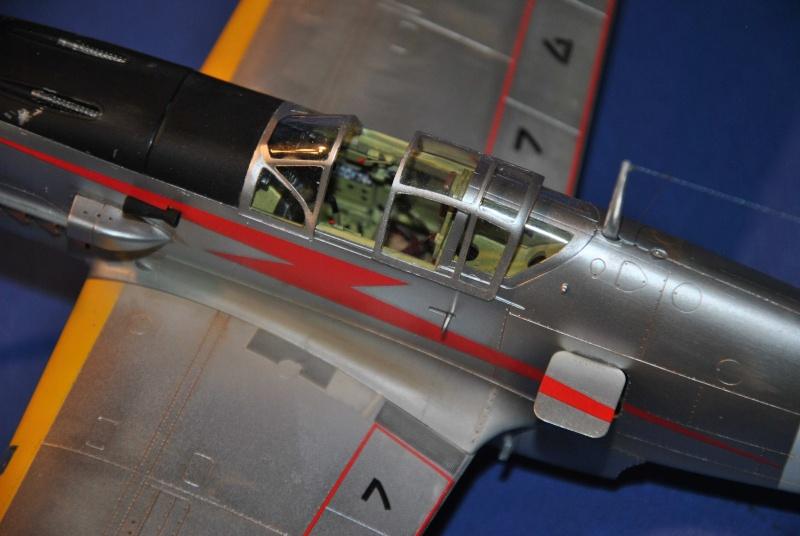 Kawasaki Ki-61 Hasegawa 1/32 Dsc_1245