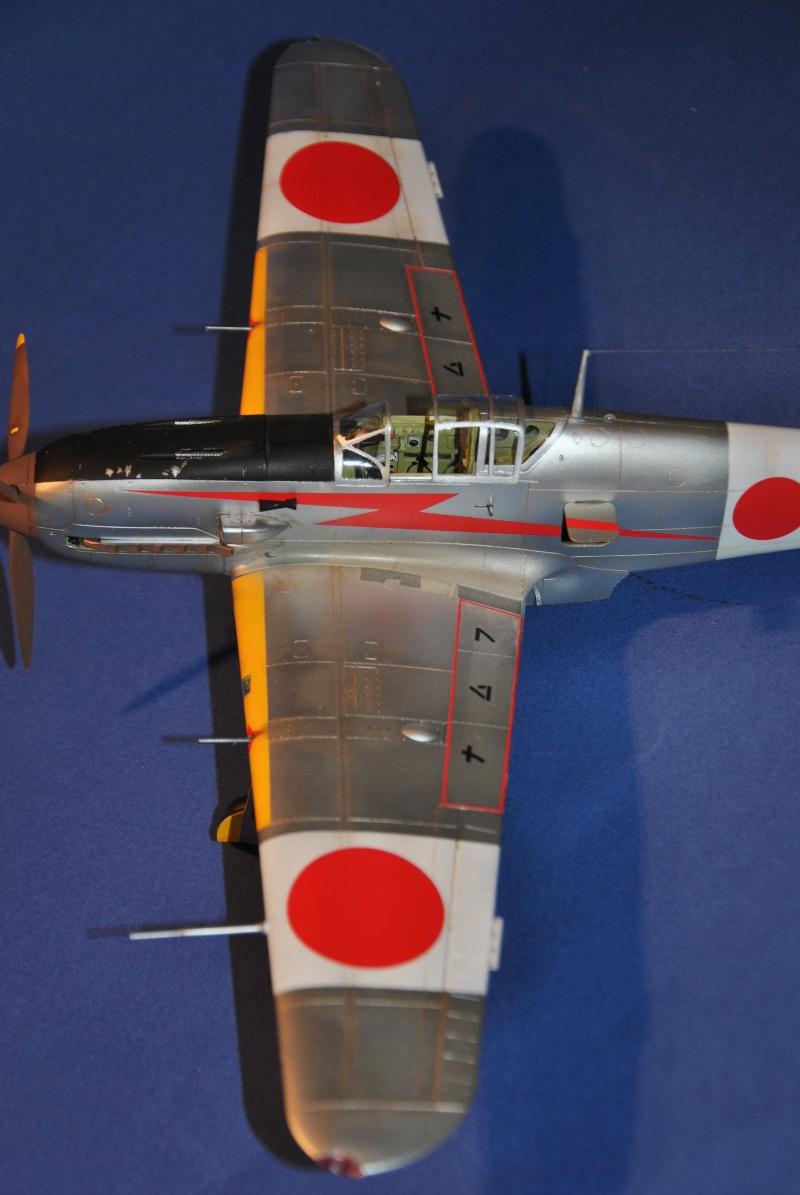 Kawasaki Ki-61 Hasegawa 1/32 Dsc_1246