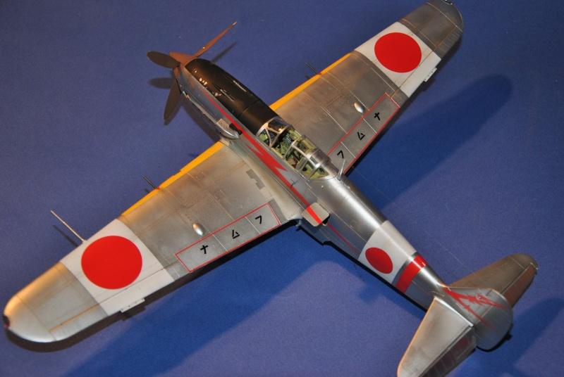 Kawasaki Ki-61 Hasegawa 1/32 Dsc_1247