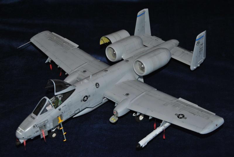 A-10 Thunderboldt II Trompette 1/32 Dsc_1490
