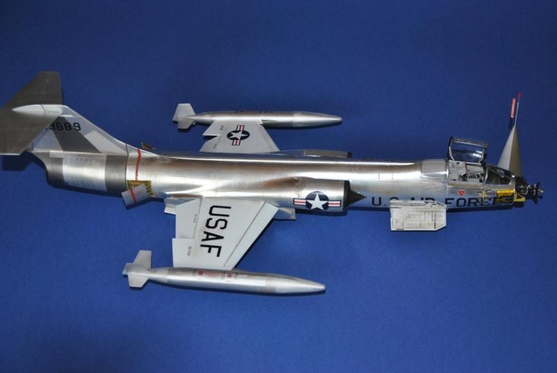 F-104G Starfighter Hasegawa 1/32 Dsc_5811