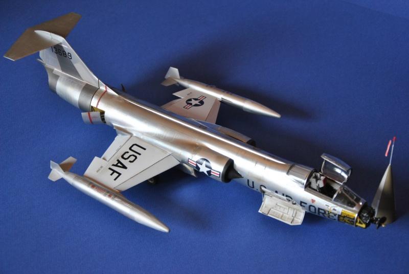 F-104G Starfighter Hasegawa 1/32 Dsc_5812