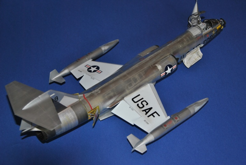 F-104G Starfighter Hasegawa 1/32 Dsc_5813