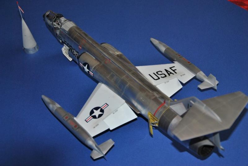 F-104G Starfighter Hasegawa 1/32 Dsc_5814