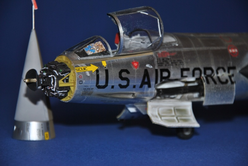 F-104G Starfighter Hasegawa 1/32 Dsc_5817
