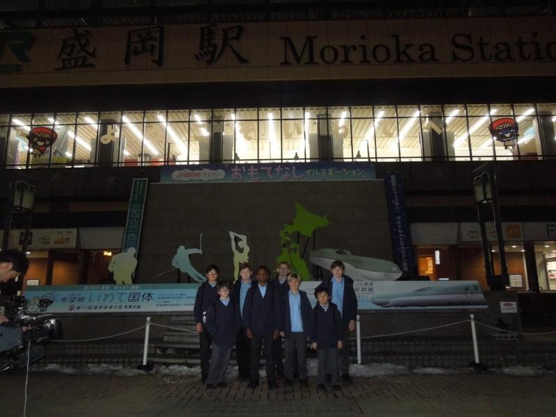 Avec la patineuse Mao Asada au Japon en Janvier 2016 12484811