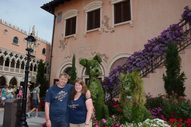 Flo et Géo découvrent la Floride et les Bahamas ! (DCL - USO - WDW) [MAJ le 26/06/16 - TR fini] - Page 10 Epcot_11