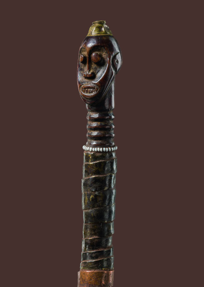 Bamum people, Fly Whisk, Emblem of Power and Symbol for Authority and Dignity, Cameroun  Bamoun10