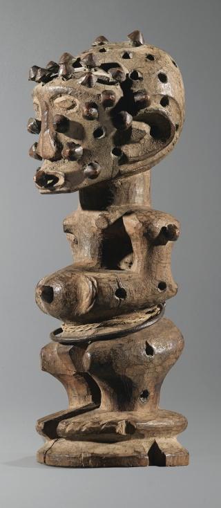 Songye people, N'kisi figure, Province du Lomami nord/ouest, Eki, Sanga ou Kalebwe Corlay10