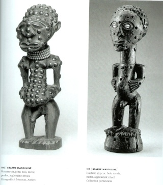 Songye people, N'kisi figure, Province du Lomami nord/ouest, Eki, Sanga ou Kalebwe Tt10