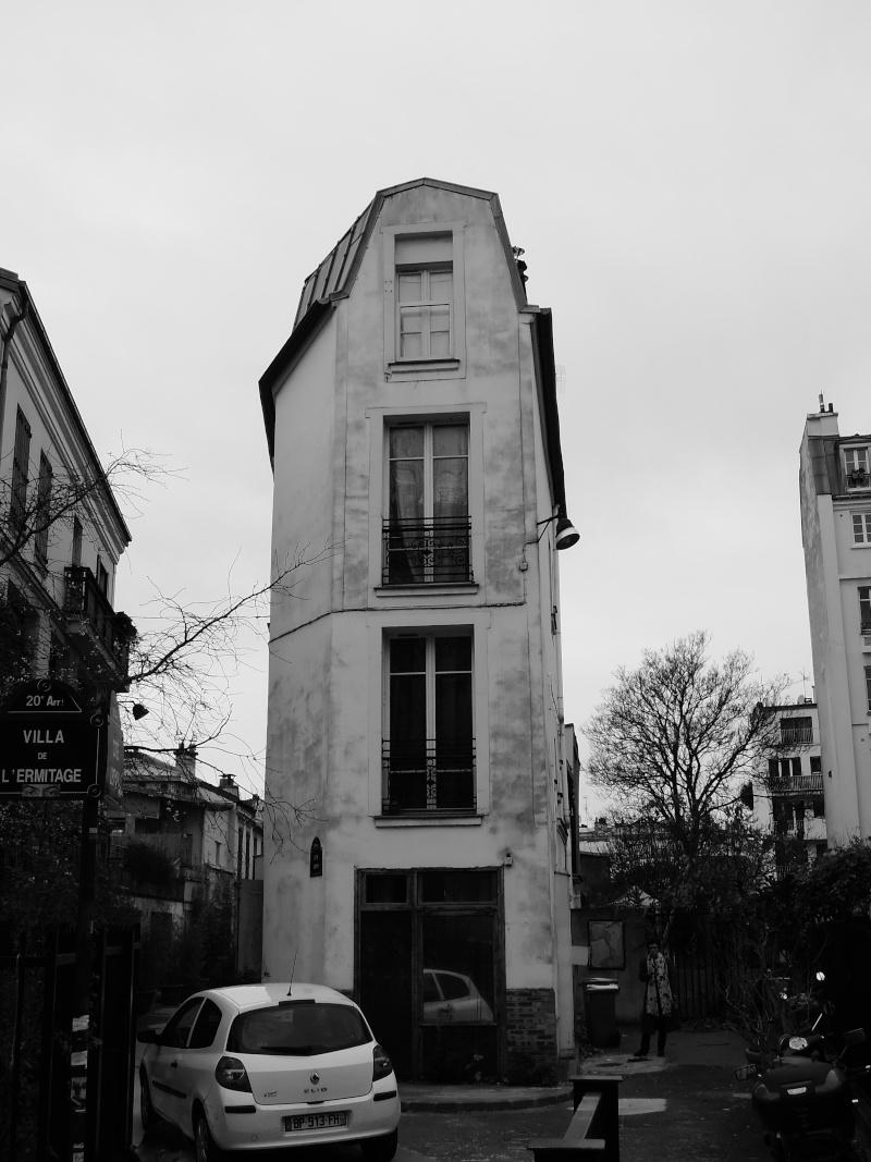La plus petite façade de Paris Dscn2814