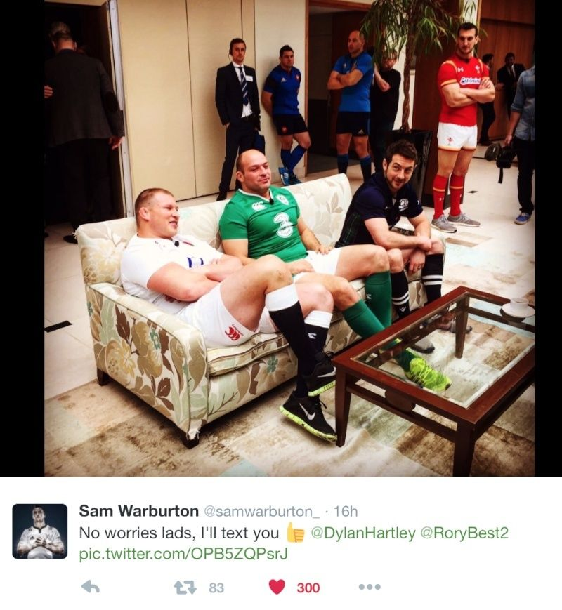 Six Nations Funny Pictures Screen10